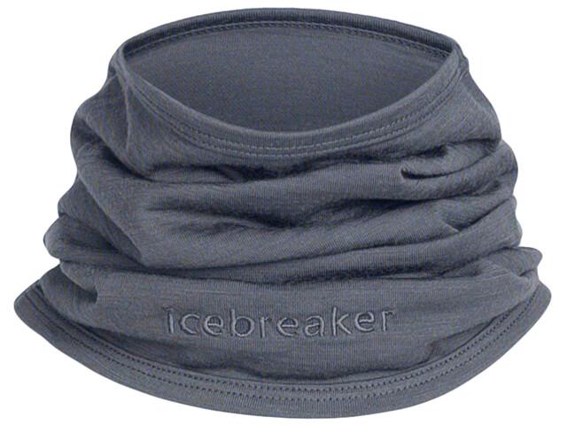 Icebreaker Flexi Chute Neckwear Unisex gritstone hthr/gritstone hthr